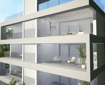 Lovely Penthouse image on  M.Residence